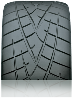 """Generation S"" Silica, High-Grip Tread Compound"